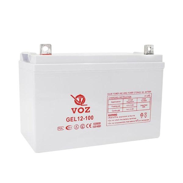 Baterai VOZ - GEL 100AH