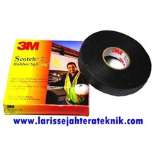 Isolasi 3M Scotch 23 Rubber Splicing Tape