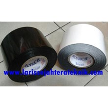 Polyken Wrapping Tape Hitam dan Putih