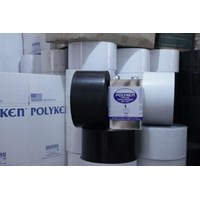 Jual Polyken Wrapping Tape 980 Black dan 955 White 2