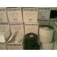 Polyken Wrapping Tape 980 Black dan 955 White 1
