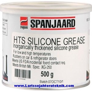 SPANJAARD SILICONE GREASE