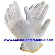 Sarung Tangan 6 Benang Sarung Tangan Safety Benang