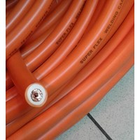 Kabel Las Superflex 70MM Kabel Las Orange 70MM