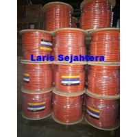 Kabel Las Superflex 70MM Orange