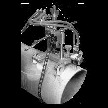 Mesin Potong Besi Chiyoda Gas Cutting Machine VIC 65E