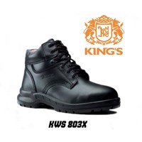 Sepatu Safety King KWS 803 X Di Jawa - Bali