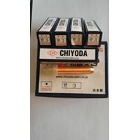 Cutting Tips Chiyoda LPG & Acetylene Chiyoda