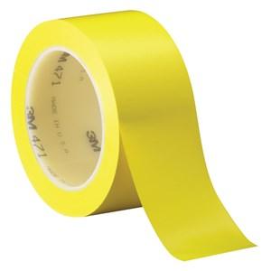 3M 471 Vinyl Tape Yellow