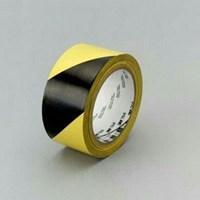 Distributor 3M 766 Floor Marking Tape Isolasi Hazard Marking Tape 3