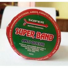 Lakban Superband Isolasi Aspal Menambal Menutup Kebocoran Atam Asbes Talang