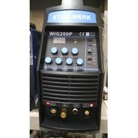 Distributor Mesin Las TIG 200P DC Germany Teknologi Stahlwerk  3