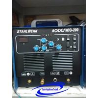 Jual Mesin Las Argon TIG 200 AC-DC Stahlwerk 2