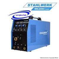 Distributor Mesin Las MIG 200 Bisa 3 Fungsi Germany Teknologi Stahlwerk 3