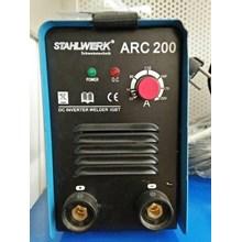 Mesin Las ARC-200 IGBT Stahlwerk Dengan Harga Murah