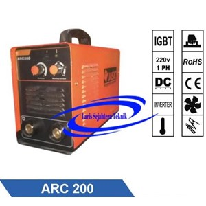 Mesin Las Inverter ARC-200 Jasic