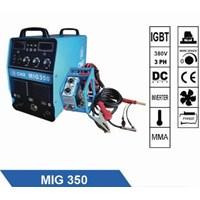 Mesin Las CNR MIG-350 Mesin Las CO MIG 350 Merk CNR 1