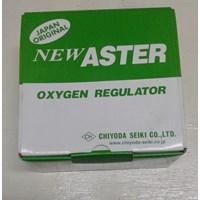 Jual Regulator Chiyoda New Aster Oxygen Regulator Gas Oxygen Chiyoda 2