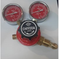 Regulator Chiyoda Accetyline Regulator Gas Accetyline