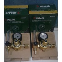 Jual Regulator Argon Muraku Regulator Gas Argon Muraku 2