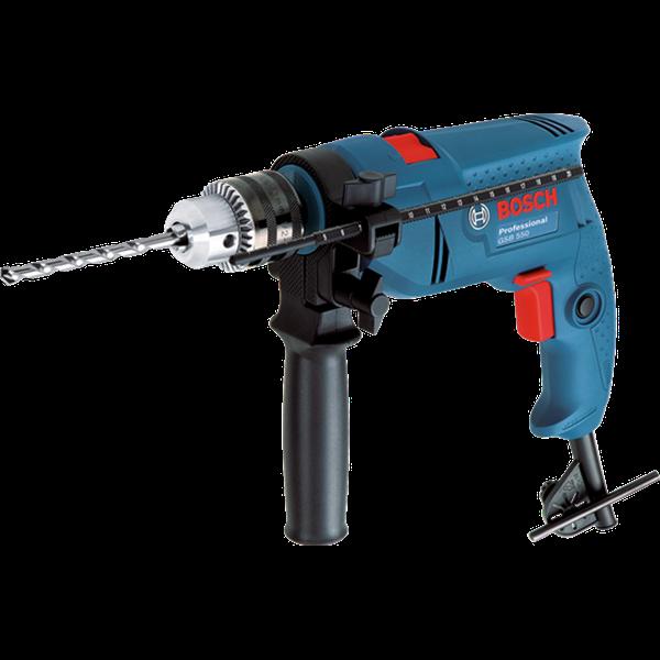 Mesin Bor Bosch GSB 550 Harga Murah Impact Drill