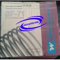Jual Kawat Las Flux Cored Wire AWS E-71T WELDTEX