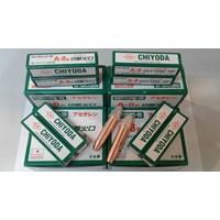 Chiyoda Cutting Tips Acetylene Strong-8 1