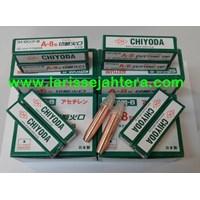 Jual Chiyoda Cutting Tip Acetylene dan Lpg Nozzle Mesin Pemotong Besi