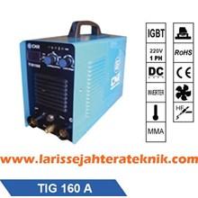 Mesin Las TIG 160 CNR Mesin Las Argon Hemat Listrik