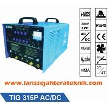 Mesin Las TIG 315P AC-DC Mesin Las Argon Pulse Hemat Listrik