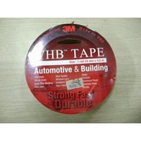 Double Tape VHB 3M Bahan Insulator Dan Isolasi 3M