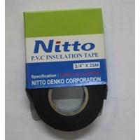 Jual Isolasi PVC Nitto Bahan Insulator Dan Isolasi