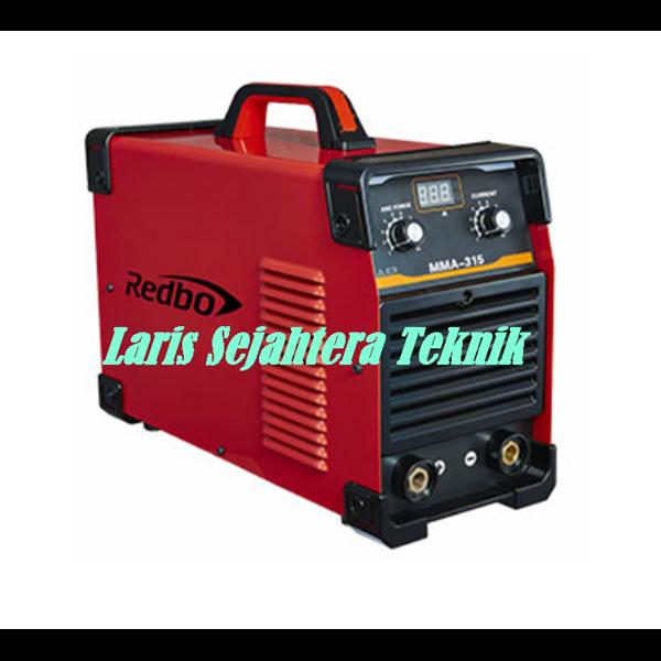 Mesin Las MMA 315 Redbo Di Kalimantan