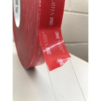 Double Tape 3M VHB Clear Jelly Type 4910 Murah