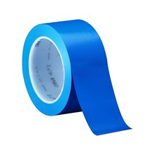 Line Marking 3M 471 Floor Marking Blue Isolasi Lantai