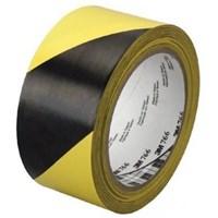 3M Floor Marking Tape 3M 766 Kuning Hitam Isolasi Lantai
