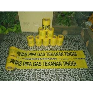 Dari Marker Tape Barikade Tape Isolasi Tape Pipa Gas 3