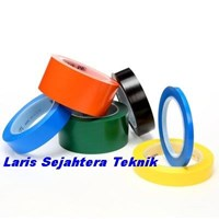 Lakban Lantai 3M Vinyl Tape 471 Floor Marking