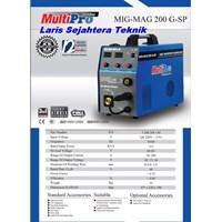 Mesin Las MIG 200 Multipro Alat Las MIG 200 Multipro 1