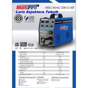 Mesin Las MIG 200 Multipro Alat Las MIG 200 Multipro