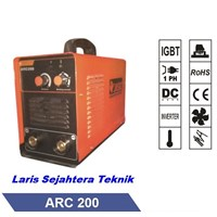Mesin Las Jasic Arc-200 Harga Murah 1