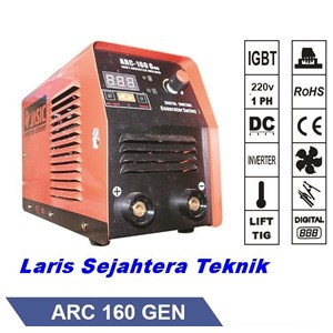 Mesin Las Jasic ARC-160 GEN