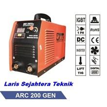Mesin Las Jasic ARC-200 GEN