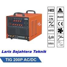 Mesin Las Jasic TIG-200P AC-DC Harga Murah