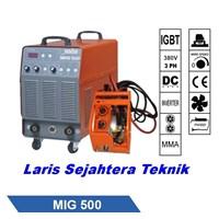 Mesin Las Jasic MIG-500 Harga Murah 1