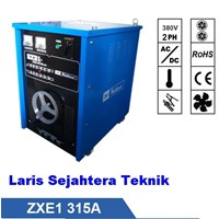 Trafo Las Ac-Dc ZXE1-315A Weldteco 1