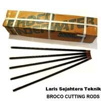Kawat Las Under Water Cutting Electrodes Broco 1