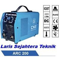 Jual Mesin Las CNR Arc 200 IGBT 2