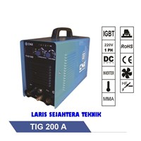 Jual Mesin Las CNR TIG 200A IGBT 2