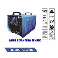 Jual Mesin Las CNR TIG 200P AC-DC V-MOS 2